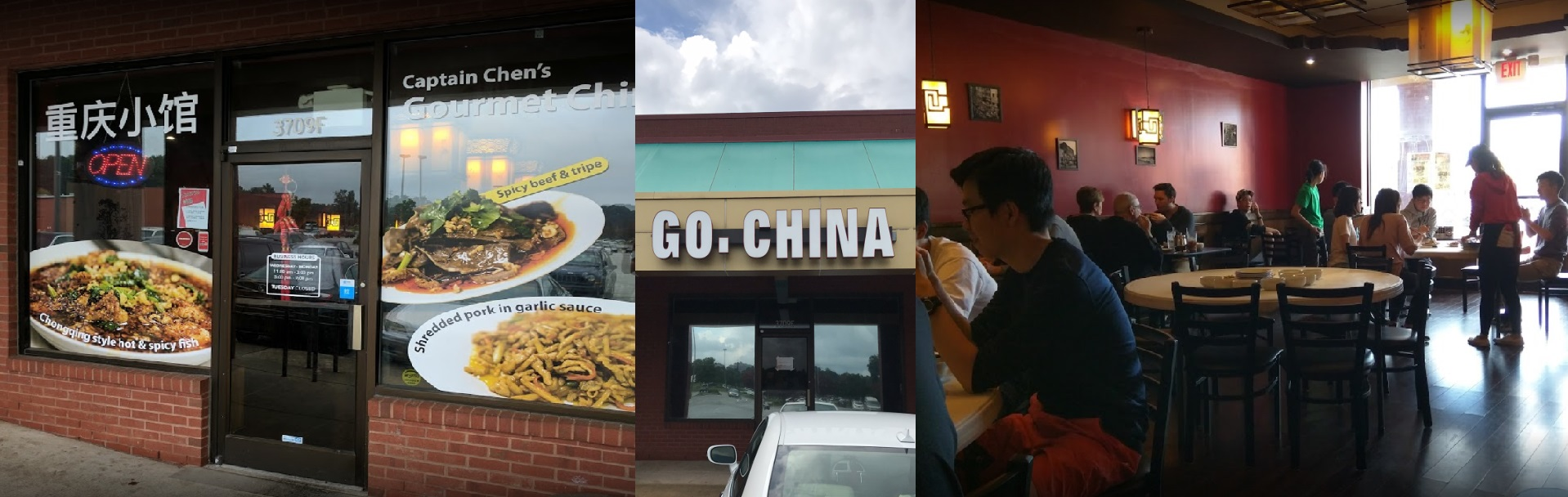Your favorite Chinese food atGourmet China Chinese